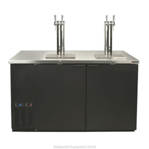 Micro Matic MDD58W-A Wine Cooler Dispenser