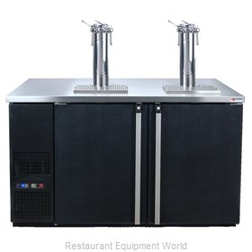 Micro Matic MDD58W-E-A Wine Cooler Dispenser