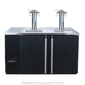 Micro Matic MDD58W-E-C Wine Cooler Dispenser
