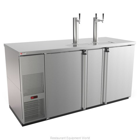 Micro Matic MDD68S-E Draft Beer Cooler