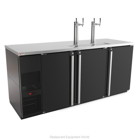 Micro Matic MDD78-E Draft Beer Cooler
