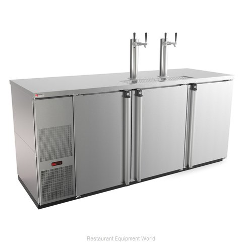 Micro Matic MDD78S-E Draft Beer Cooler
