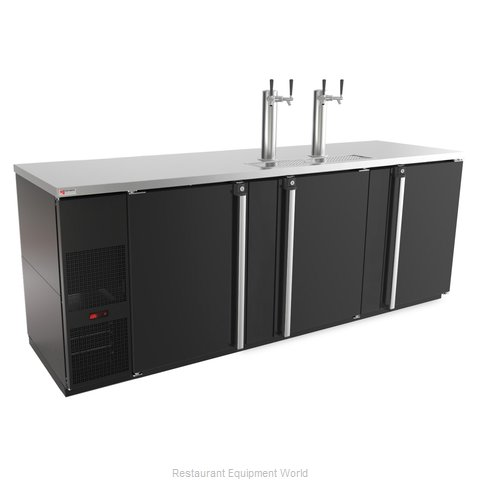 Micro Matic MDD94-E Draft Beer Cooler