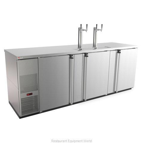 Micro Matic MDD94S-E Draft Beer Cooler