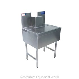 Micro Matic MM-CLP24-BD Underbar Beer Station