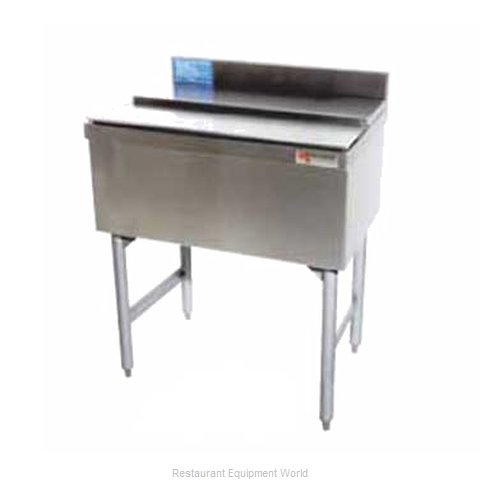 Micro Matic MM-SD24IC+8 Underbar Ice Bin Cocktail Station
