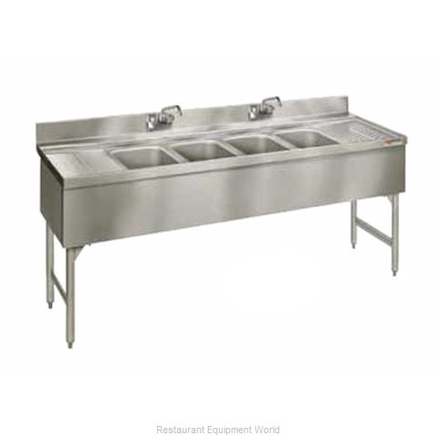 Micro Matic MM-SD64C Underbar Sink Units (Magnified)