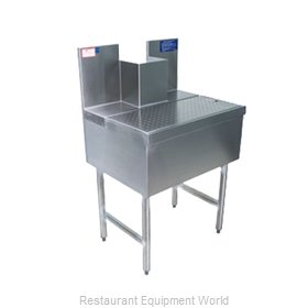 Micro Matic MM-SDP24-BD Underbar Beer Station