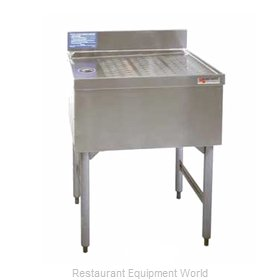 Micro Matic MM-SDW24 Underbar Drain Workboard Unit