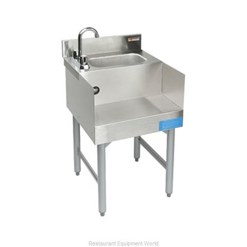 Micro Matic MM-SK18RSC Underbar Blender Station