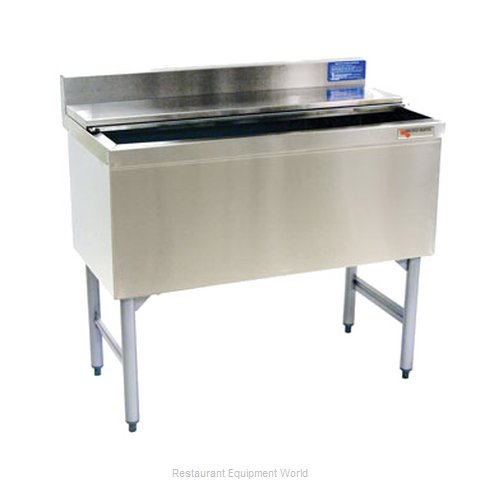 Micro Matic MM-SK30IC+8 Underbar Ice Bin Cocktail Station
