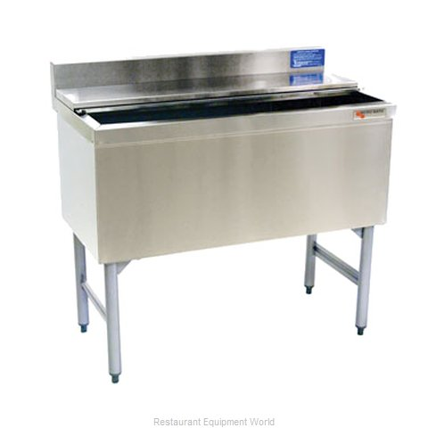 Micro Matic MM-SK36IC+8 Underbar Ice Bin Cocktail Station