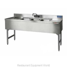 Micro Matic MM-SK53C Underbar Sink Units