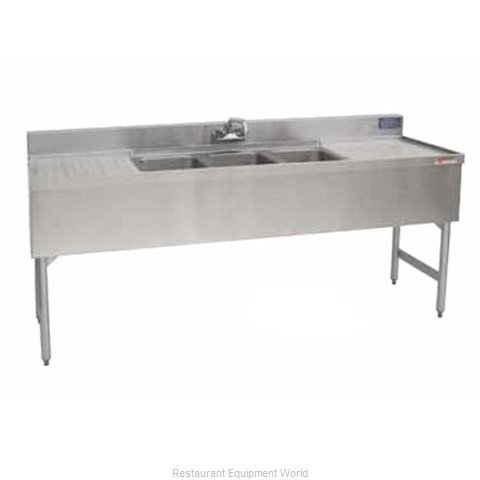 Micro Matic MM-SK63C Underbar Sink Units (Magnified)