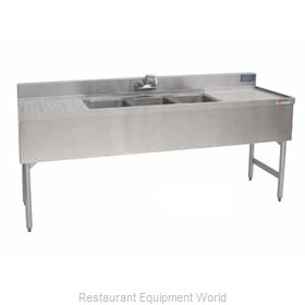 Micro Matic MM-SK63C Underbar Sink Units