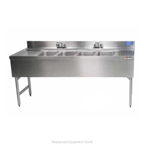 Micro Matic MM-SK64C Underbar Sink Units