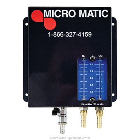 Micro Matic MM100-60-40-LD Draft Beer System Parts