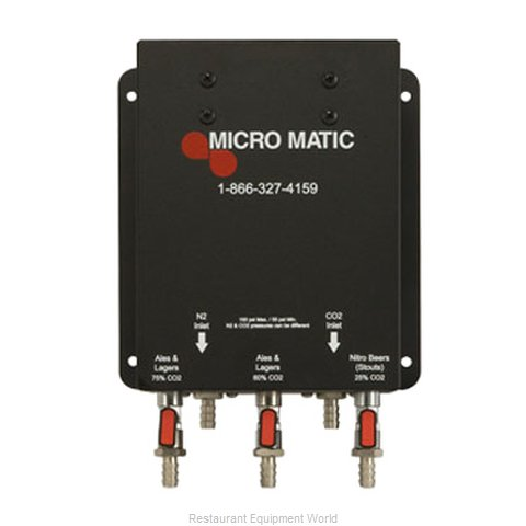 Micro Matic MM300 Draft Beer System Parts