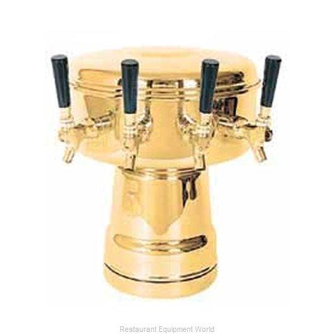 Micro Matic MTB-4BRKR Draft Beer / Wine Dispensing Tower
