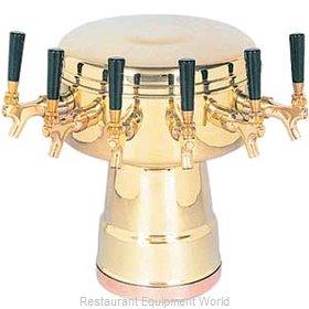 Micro Matic MTB-6BR Draft Beer Dispensing Tower