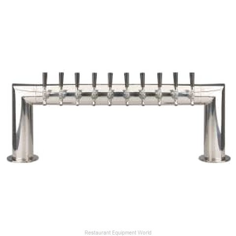 Micro Matic PT4A-10PSS Draft Beer Dispensing Tower