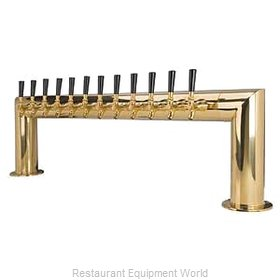Micro Matic PT4A-12PVDKR Draft Beer / Wine Dispensing Tower
