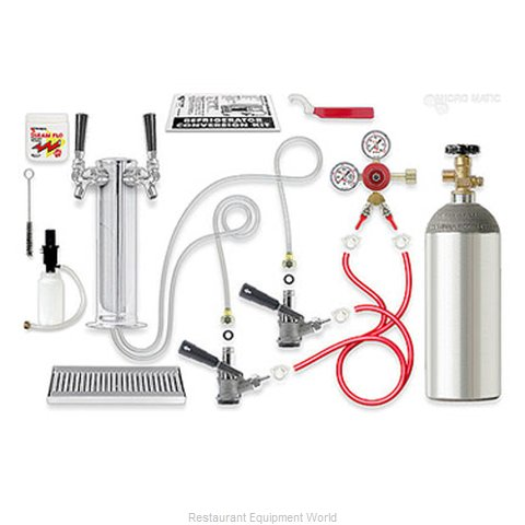 Micro Matic RCK-SGT-2 Draft Beer Dispenser Kits