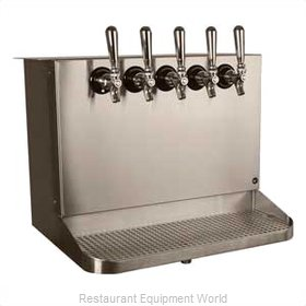 Micro Matic SB520-KR Draft Beer / Wine Dispensing Tower