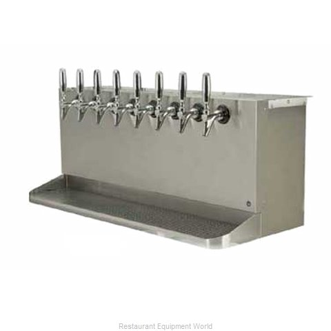 Micro Matic SB838-KR Draft Beer / Wine Dispensing Tower