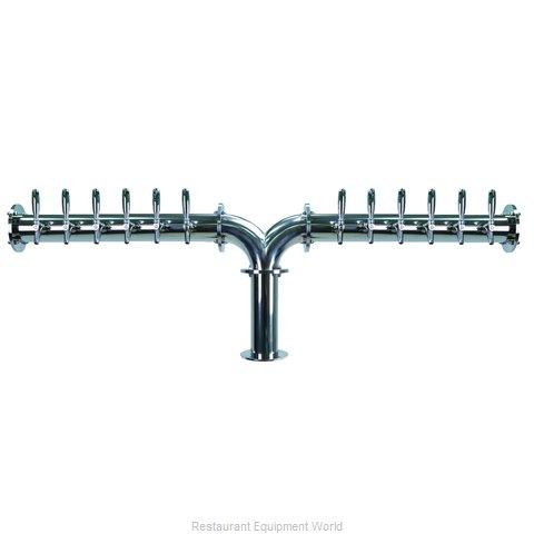Micro Matic TT-Y-12KR-11 Draft Beer / Wine Dispensing Tower