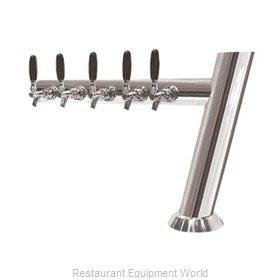 Micro Matic Z03066-5 Draft Beer / Wine Dispensing Tower