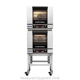 Moffat E23D3/2 Convection Oven, Electric