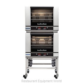 Moffat E28D4/2 Convection Oven, Electric