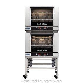 Moffat E28D4/2C Convection Oven, Electric