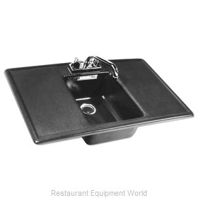 Moli International BDHSDB-1727 Drop-In Sink