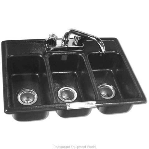 Moli International BHS-1318 Drop-In Sink