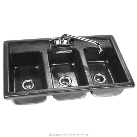 Moli International BHS-1727 Drop-In Sink
