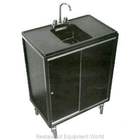 Moli International MPHS-1727 Portable Sink