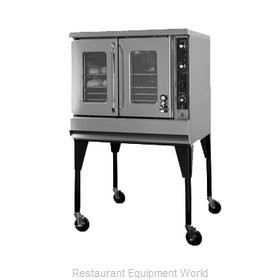 Montague Company 115A Convection Oven, Gas