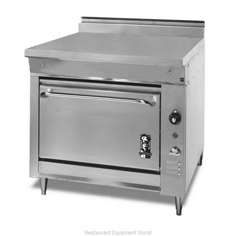 Montague Company 136S Oven, Gas, Heavy-Duty Range Type