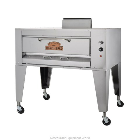 Montague Company 13P-1 Pizza Oven, Deck-Type, Gas