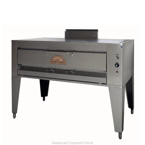 Montague Company 15P-1 Pizza Oven, Deck-Type, Gas