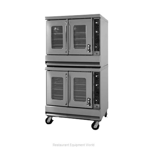 Montague Company 2-115A Convection Oven, Gas