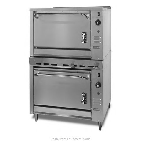 Montague Company 236 Oven Heavy-Duty Range Type Gas