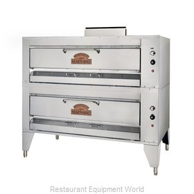 Montague Company 24P-2 Pizza Oven, Deck-Type, Gas