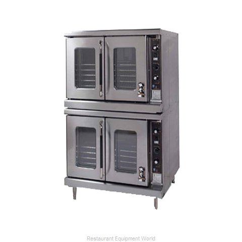 Montague Company 2EK12A Convection Oven, Electric (Magnified)
