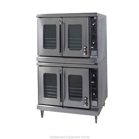 Montague Company 2EK15A Convection Oven, Electric (Magnified)