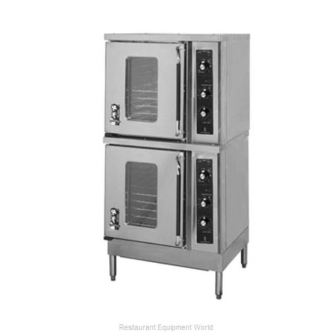 Montague Company 2EK8(N) Oven Convection Electric