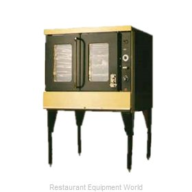 Montague Company 70A Convection Oven, Gas
