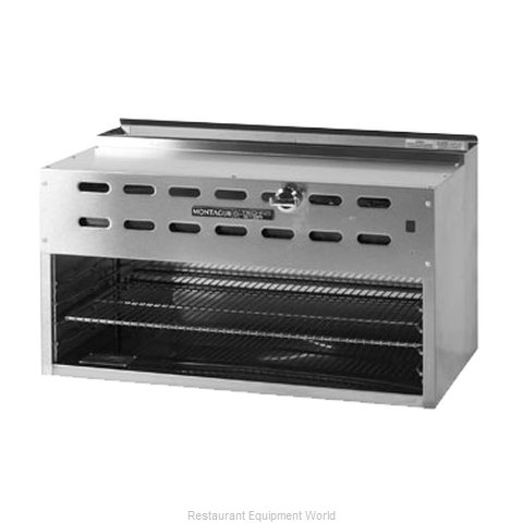Montague Company CM24-HB Cheesemelter, Gas